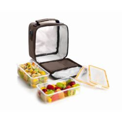BOLSA DE ALMUERZO PORTA ALIMENTOS LUNCH AWAY PEACH