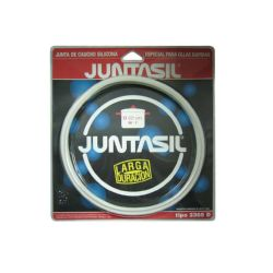 "(*) GOMA ADAPTABLE OLLA JUNTASIL ""M-F"" 22CM (BRA/ALZA/DUROMATIC/MONIX/PERFECT/VITESSE/FAGOR/WMF)"