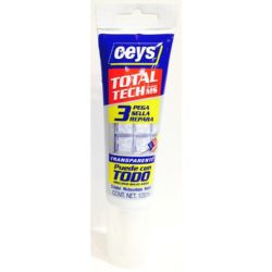 TOTAL TECH TRANSPARENTE 125 ML.