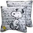 COJIN DESENFUNDABLE SNOOPY 40X40CM.